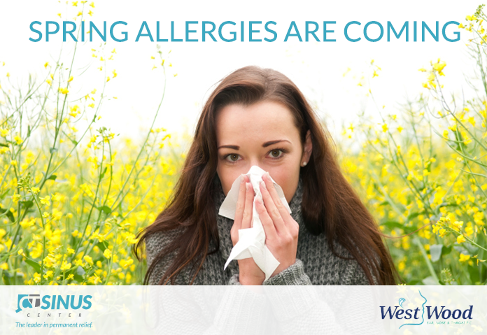 Sping Allergies Are Coming